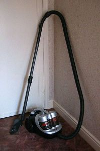 A vacuum. Science hates these.