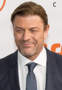 The Alpha Sean Bean, shown here to be still alive.